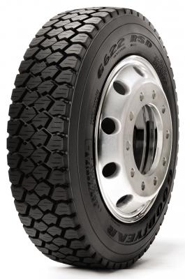 G622 RSD Tires